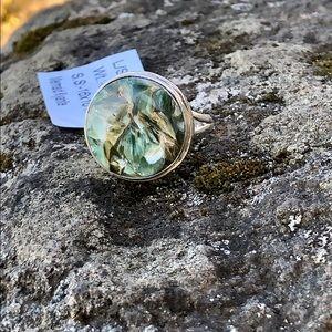 NEW! Seraphinite Ring